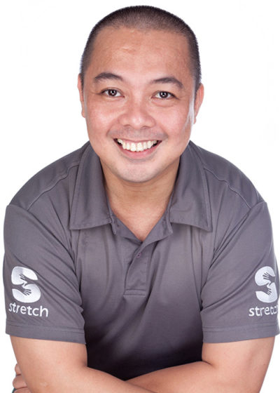 Co-founder and Passionate Owner of Stretch Asia