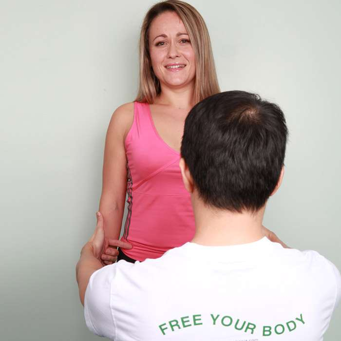 Improve posture assisted stretching stop muscular imbalance